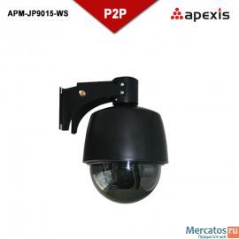 Apexis IP camera APM-JP9015-WS Plug and Play 3x Optical Zoom