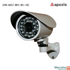 Apexis IP camera APM-H607-MPC-WS-IRC megapixel wireless IR-Cut h