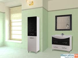 Новая коллекция мебели для ванной Маргарита