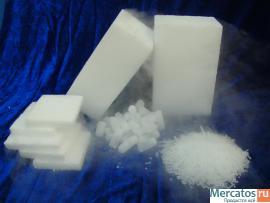Сухой лед от производителя