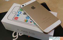 Новый яблочный iPhone 5S