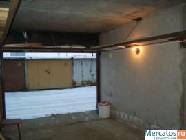 Гараж Железо-бетонный, 23 м