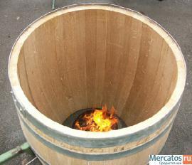 Иготовим и доставим по заказу деревянные бочки