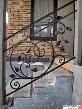 Ограждения, лестницы, металлоконструкции, ковка