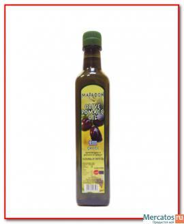 Рафинированное оливковое масло (о.Крит, Греция) - Оптом.