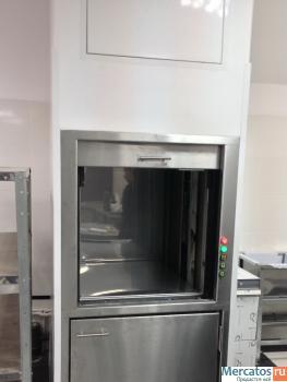 Ресторанный (кухонный лифт)