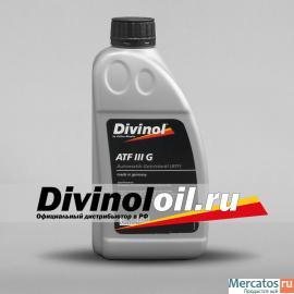 Масло для АКПП DIVINOL ATF III G