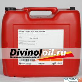 Всесезонное трансмиссионное масло от Дивинол