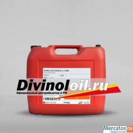 Полностью синтетическое трансмиссионное масло от Divinol