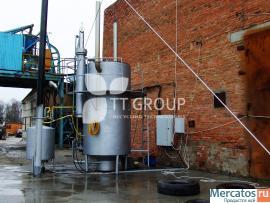 Оборудование для переработки нефтешлама