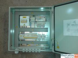 Изготовление ВРУ-0,4кВ с учетом 32А по техническим условиям в Тю