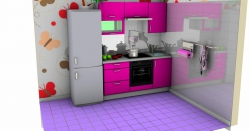 Недорогие кухни на заказ