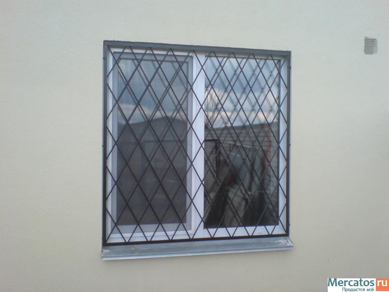 Металлические решетки на окна нижний новгород