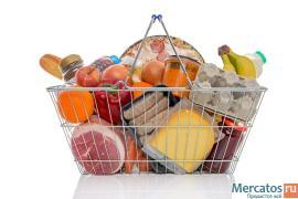 Продукты питания со скидкой до 50% оптом в Самаре.