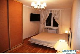 Сдаю на часы и сутки 1-комнатную квартиру на бул. Заречный,5