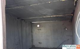 Продаю 18-метровый гараж по улице Пехотинцев