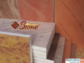 Технология производства гибкого камня и термопанелей