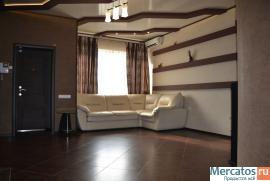 Дом с ремонтом и мебелью в Краснодаре.
