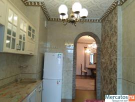 Сдаётся 3х комнатная квартира с VIPремонтом на ТУПОЛЕВА 15