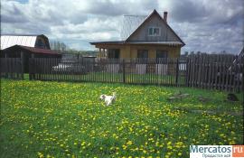 Дом с участком 21/30 соток на берегу Лозского озера