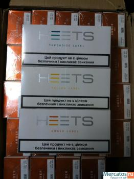 Продажа стиков Heets для IQOS