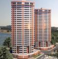 Новая 3х комнатная квартира на Набережной Волги.