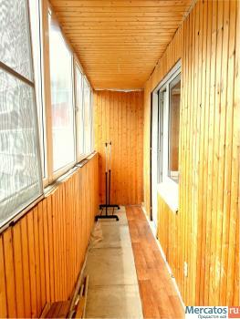 Квартира с ремонтом и поквартирным отоплением на пр. Дружбы