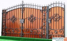 Ворота и заборы для дачи без переплаты!