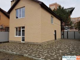 Новый дом от Застройщика в Краснодаре